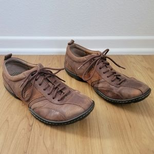 BORN Super Soft Leather Hand Crafted Shoes
